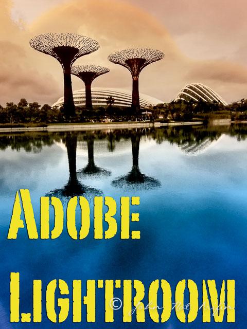 Adobe Lightroom Workshop Singapore