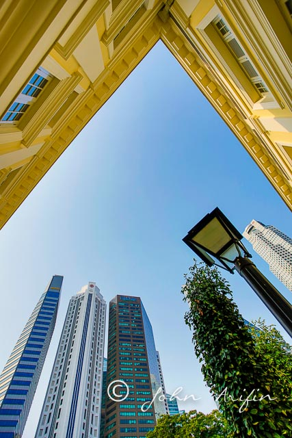 Landscape Photography Singapore -Singapore Merlion -