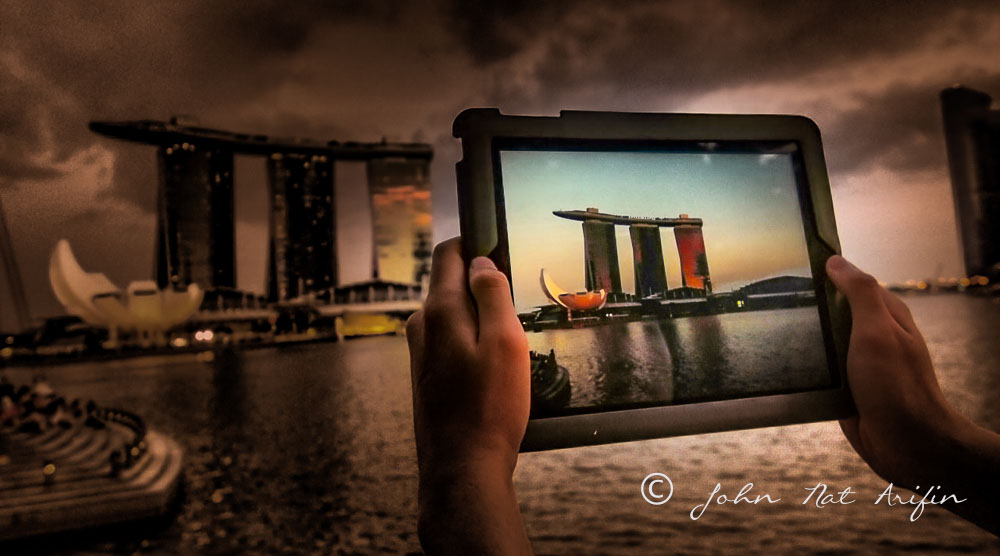 IPhone and Smart Phone Photography Course and Workshop Singapore| John Nat Arifin