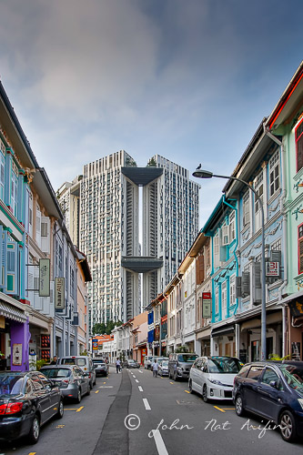 The Old and New Landscape of China Town Singapore | 2 Day Photography Workshop Singapore